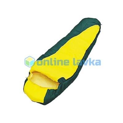 Спальник Кокон Solo250 с капюшоном 230*80 см