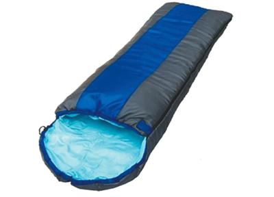 Спальник Dream 300 с капюшоном 190+35*75 см синий