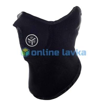 Ветрозащитная маска под шлем