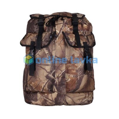 Туристический рюкзак Дачник 35л (темный лес)