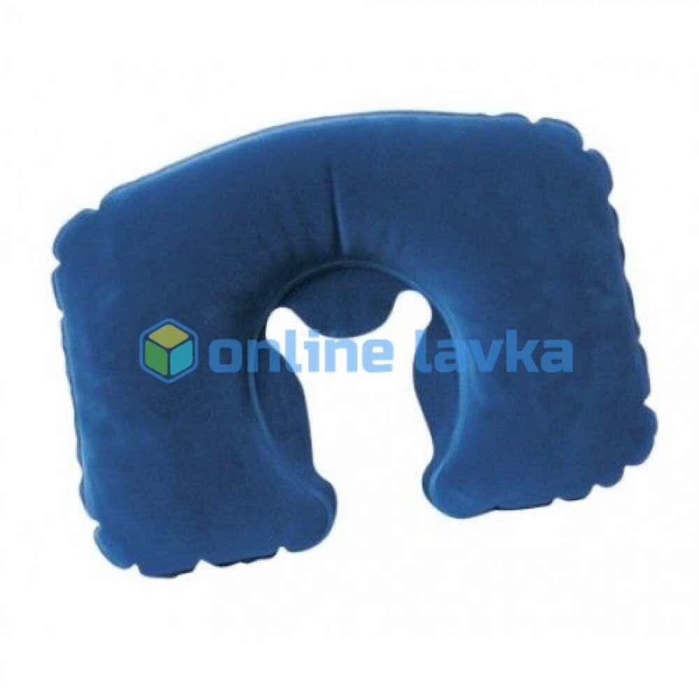 Надувная подушка для шеи tramp TLA-007 синяя