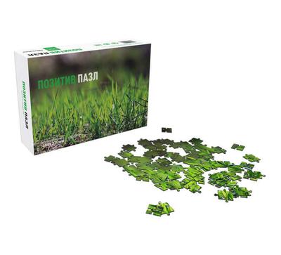 Позитив пазл - трава