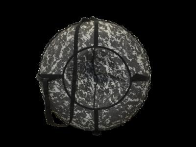 Тюбинг ПРИНТ милитари (надутый - 100 см)