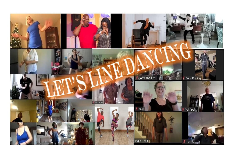 Line Dancing 4 weeks INTRO program