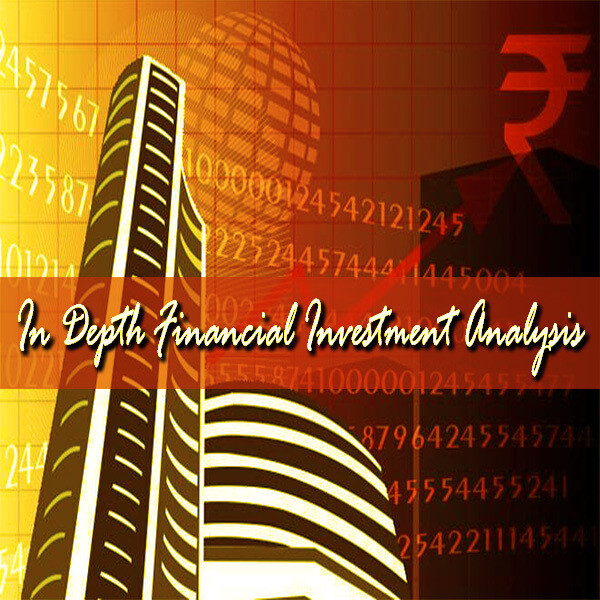 Detailed Stock Market, Financial, Investment, and Bussiness Analysis Report | For Experienced Users only | Written PDF Report