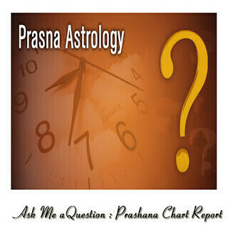 Prashna Chart Analysis Report | Single Prashna Analysis | Written PDF Report by Alok Jagawat