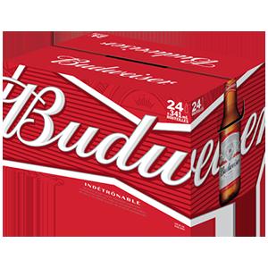 Budweiser 34,99$