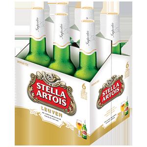 Stella Artois 13,99$