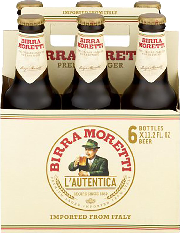 Birra Moretti 13,99$