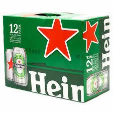 Heineken 21,99$