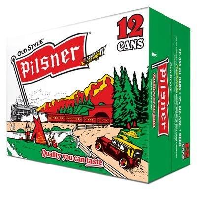 Molson Pilsner 16,99$