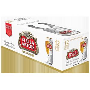 Stella Artois 21,99$