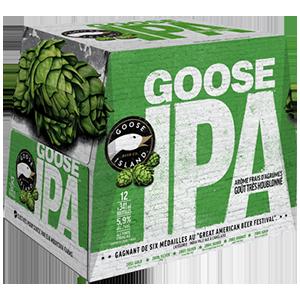 Goose IPA 21,99$