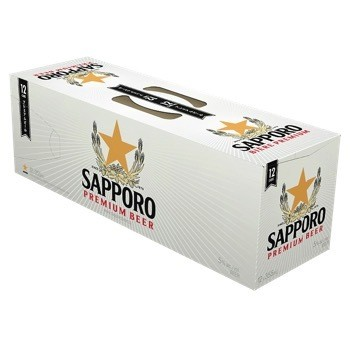 Sapporo 18,99$