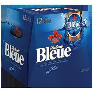 Labatt Bleue 19,99$