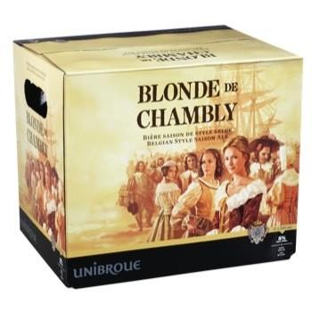 Blonde de Chambly 18,99$