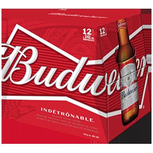 Budweiser 18,99$