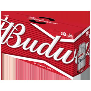 Budweiser 24,99$