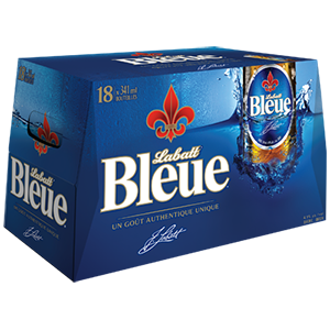 Labatt bleue 26,49$