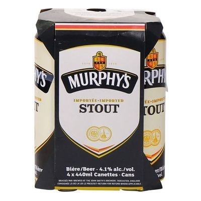 Murphy's Stout 14,99$