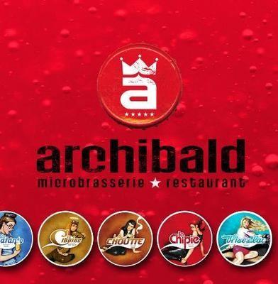 Archibald au choix 12,99$