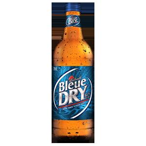 Labatt Bleue Dry au choix 1.18L 5,49$