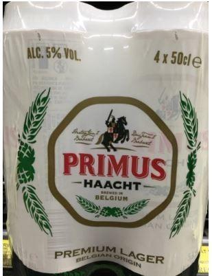 Primus haacht 9.99$