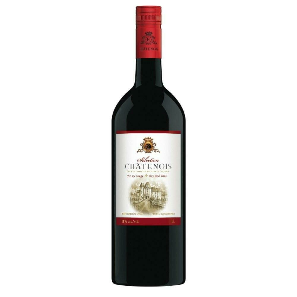Châtenois Rouge 12.99$