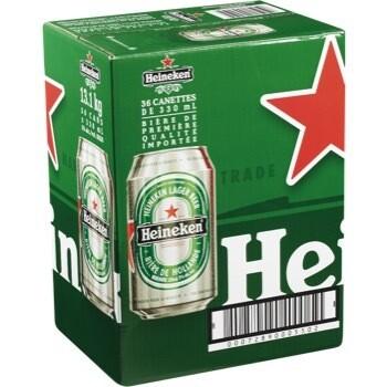 36 X Heineken 47,99$