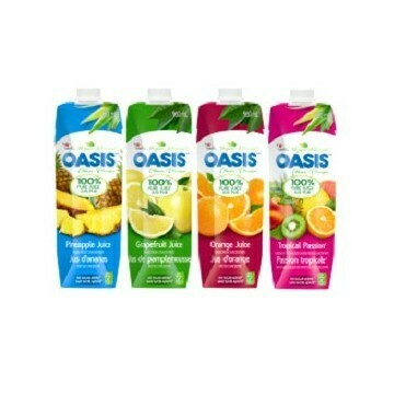 Jus Oasis 2,49$