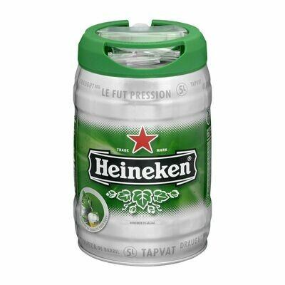 Heineken Tonneau 5L 26.99$