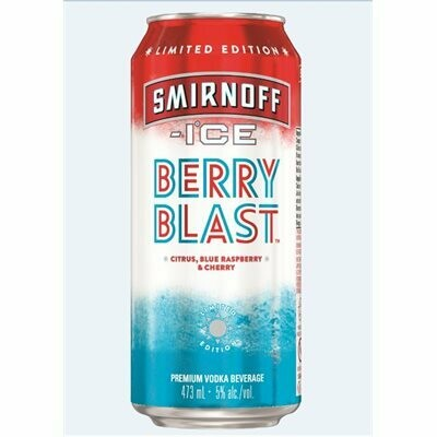 Berry Blast 473ml 3.99$