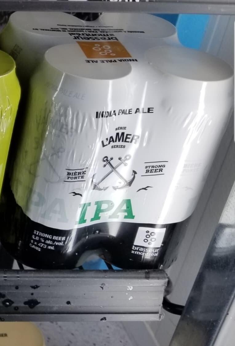 Série L'Amer IPA 13.99$