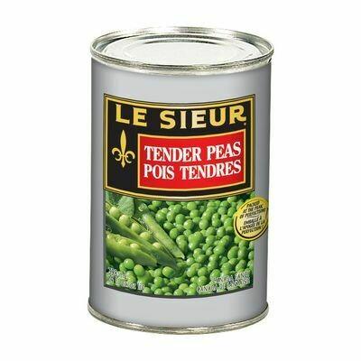 Pois Vert Le Sieur 3,49$