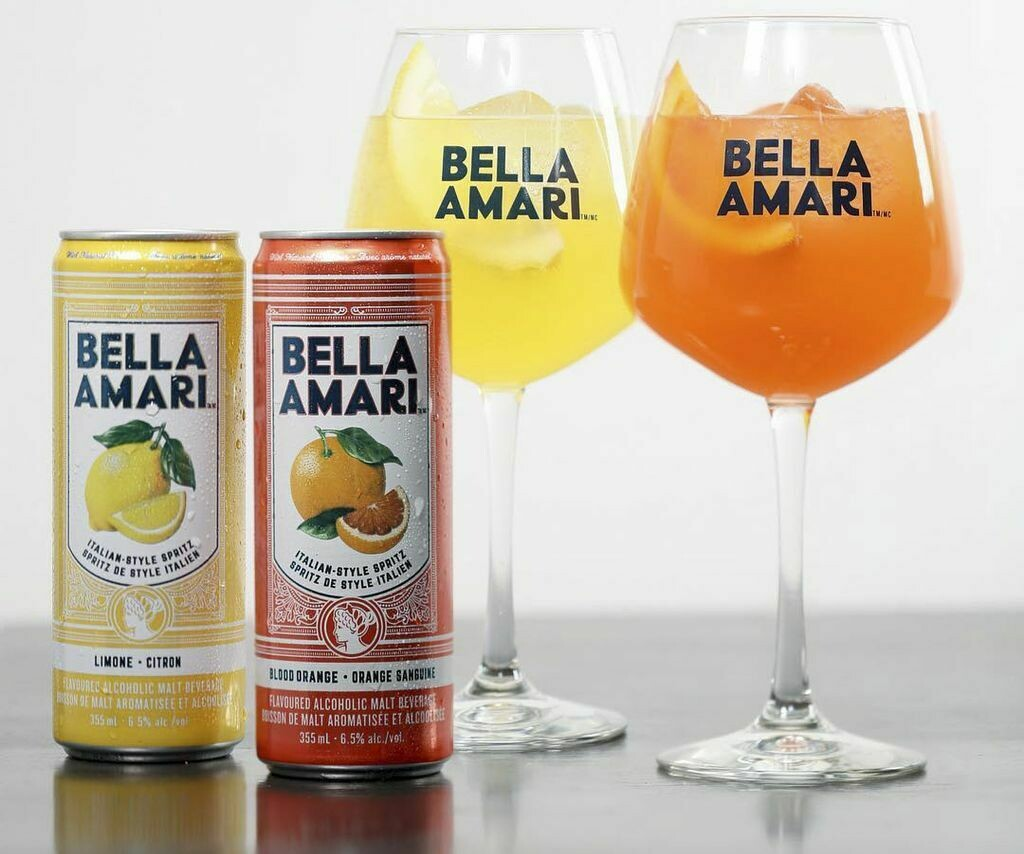 Bella Amari Caisse de 12 - 21,99$