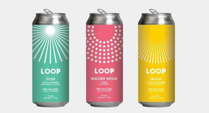 Les Bières Loop 5,99$
