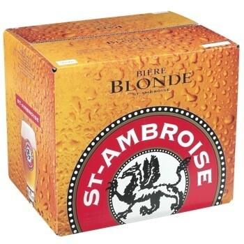 St-Ambroise 18.99$