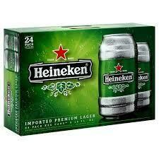 24 x Heineken 36.99$