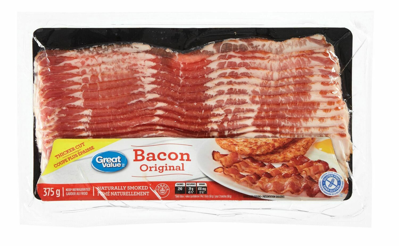 Bacon 6,89$