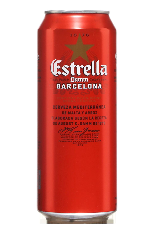 Estrella Damm 4.49$