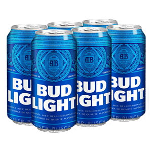 Bud Light 13.99$