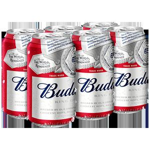 Budweiser 13.99$