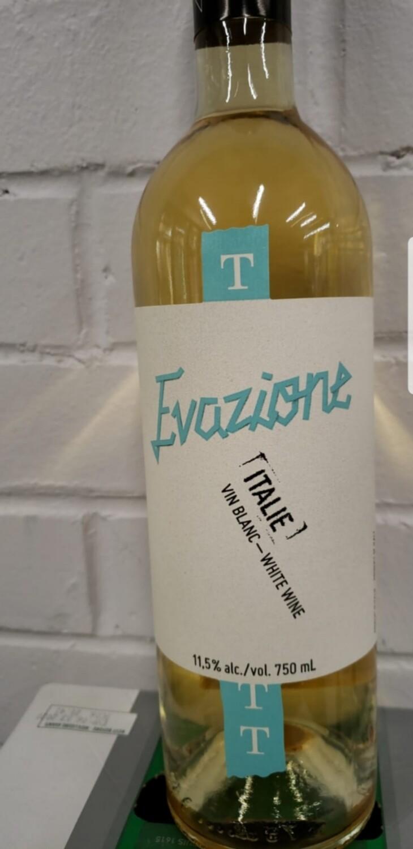 Evazione Vin Blanc 11.99$