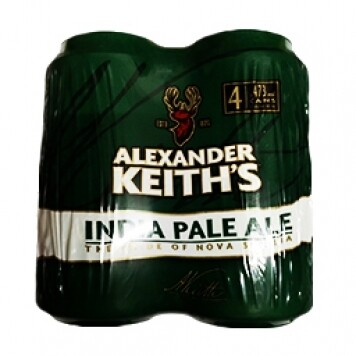 Alexander Keith 10.99$