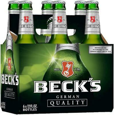 Beck's 11.99$