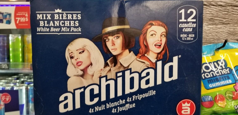 Archibald Mixte Blanche 24,99$