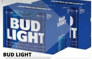 60 x Bud Light 68.99$