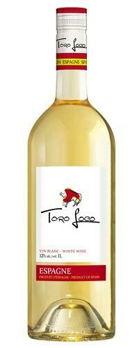 Toro Loco Blanc 15,99$