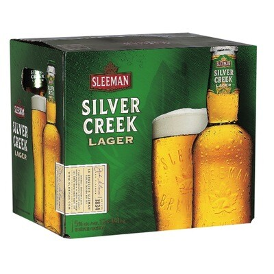 Sleeman Silver Creek 16,99$
