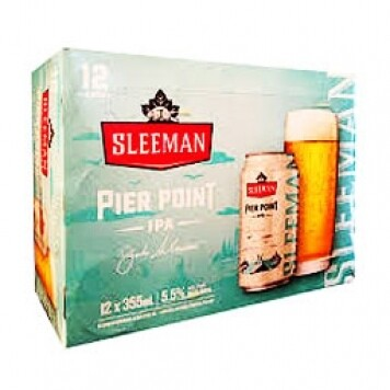 Sleeman Pier Point IPA 16,99$